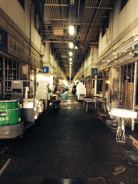 京都卸売り市場 デザイン