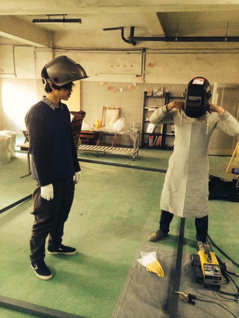 REDIY DIY 鉄 溶接 マスク