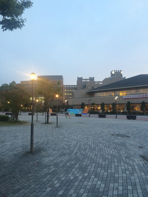 立命館 大学 キャンパス計画 設計 滋賀県草津市