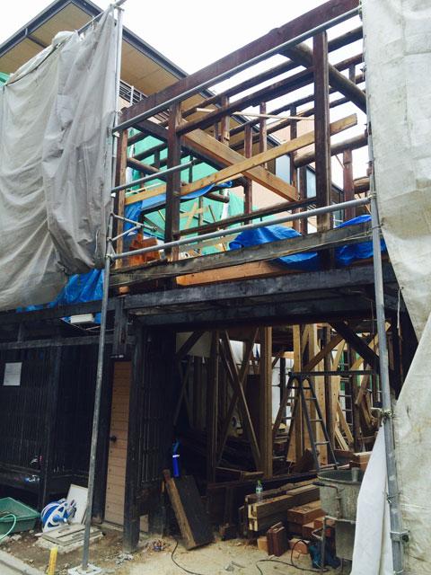 京都 町家 改修 リノベーション OHArchitecture