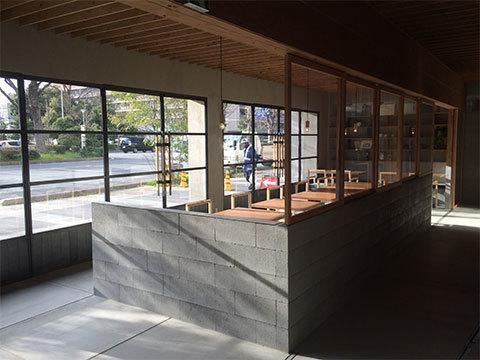 元日町のレストラン ROKU bori デザイン