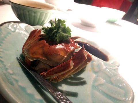 ぜぜかんぽっちり 上海蟹