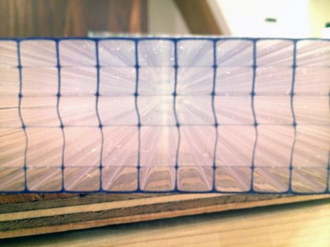 ルメキューブ プラスチック マテリアル