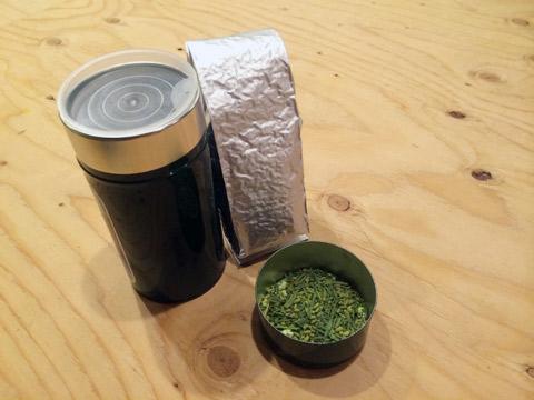 堀井七茗園 宇治茶 抹茶入玄米茶