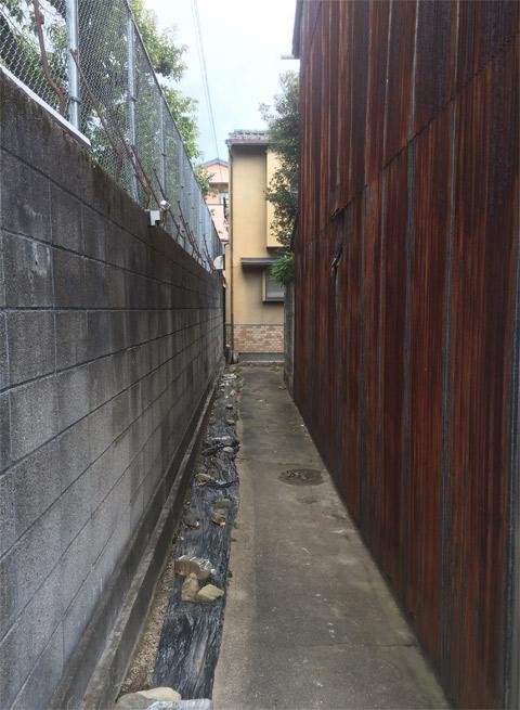 京都 西ノ京 町家 二条 改修デザイン