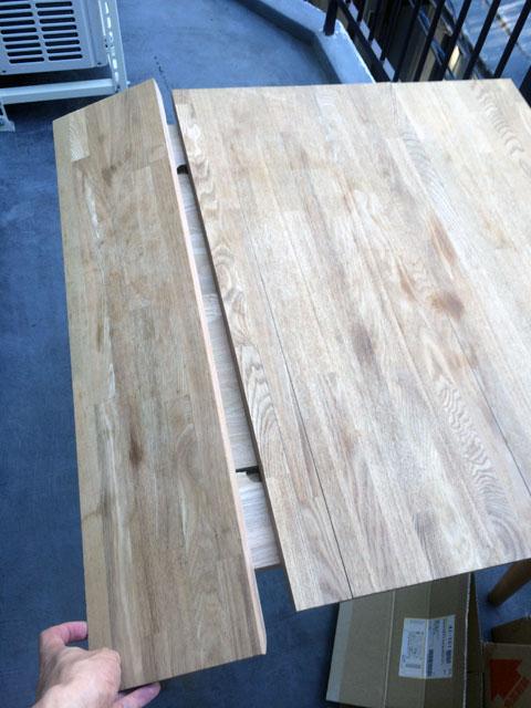 OHArchitecture 修正材テーブル